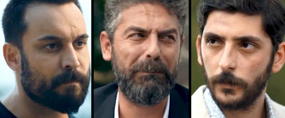 ΜΑΥΡΗ ΘΑΛΑΣΣΑ: Μουσταφά, Φερχάτ, Ταρίκ: τρεις άνδρες υποφέρουν…
